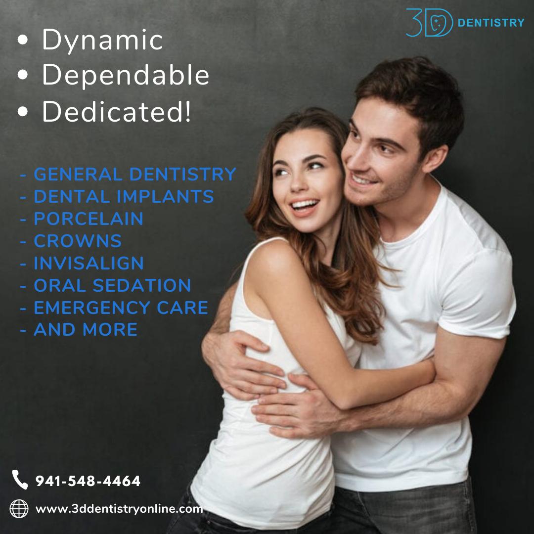 3D Dentistry Office Building