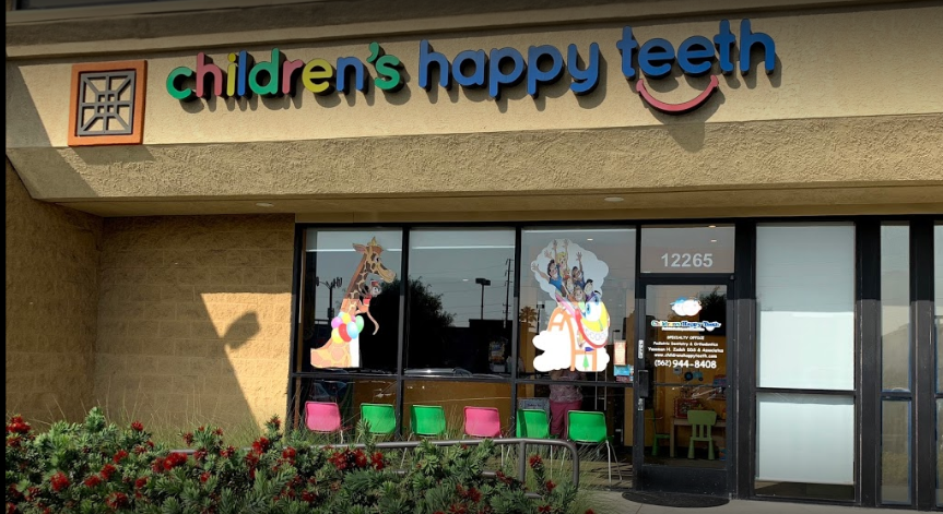 Children's Happy Teeth, La Mirada Office Building