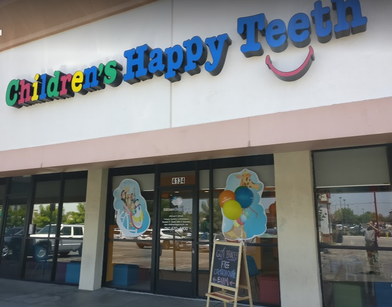 Children's Happy Teeth - Lakewood Office Building
