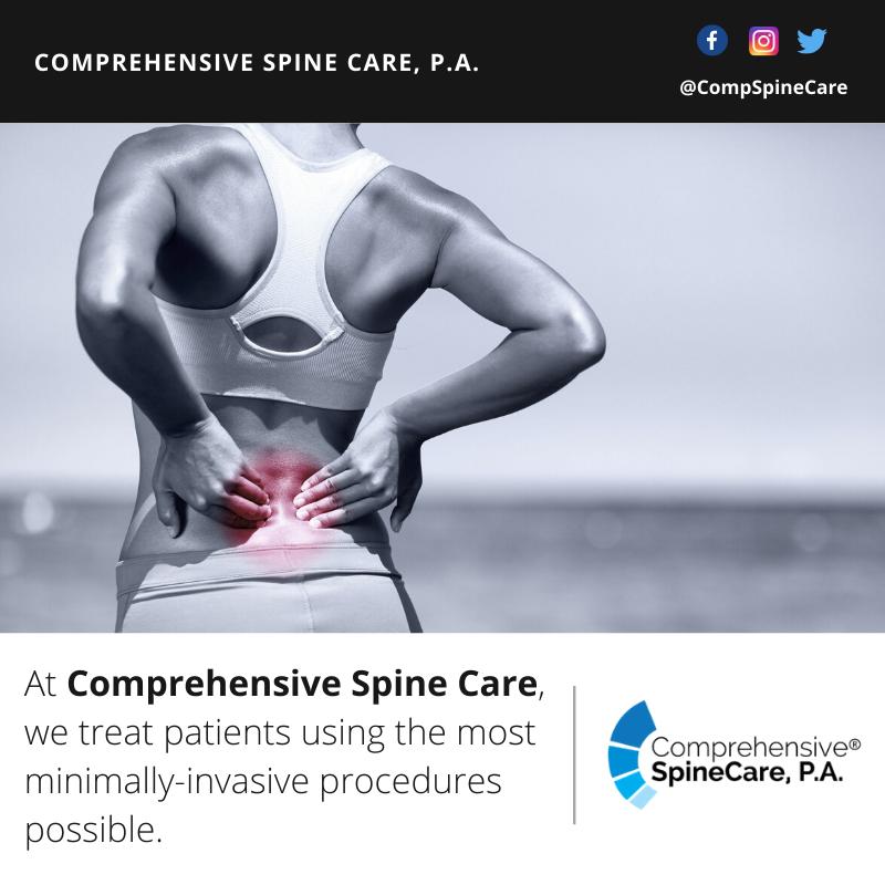 Comprehensive Spine Care, PA Owner