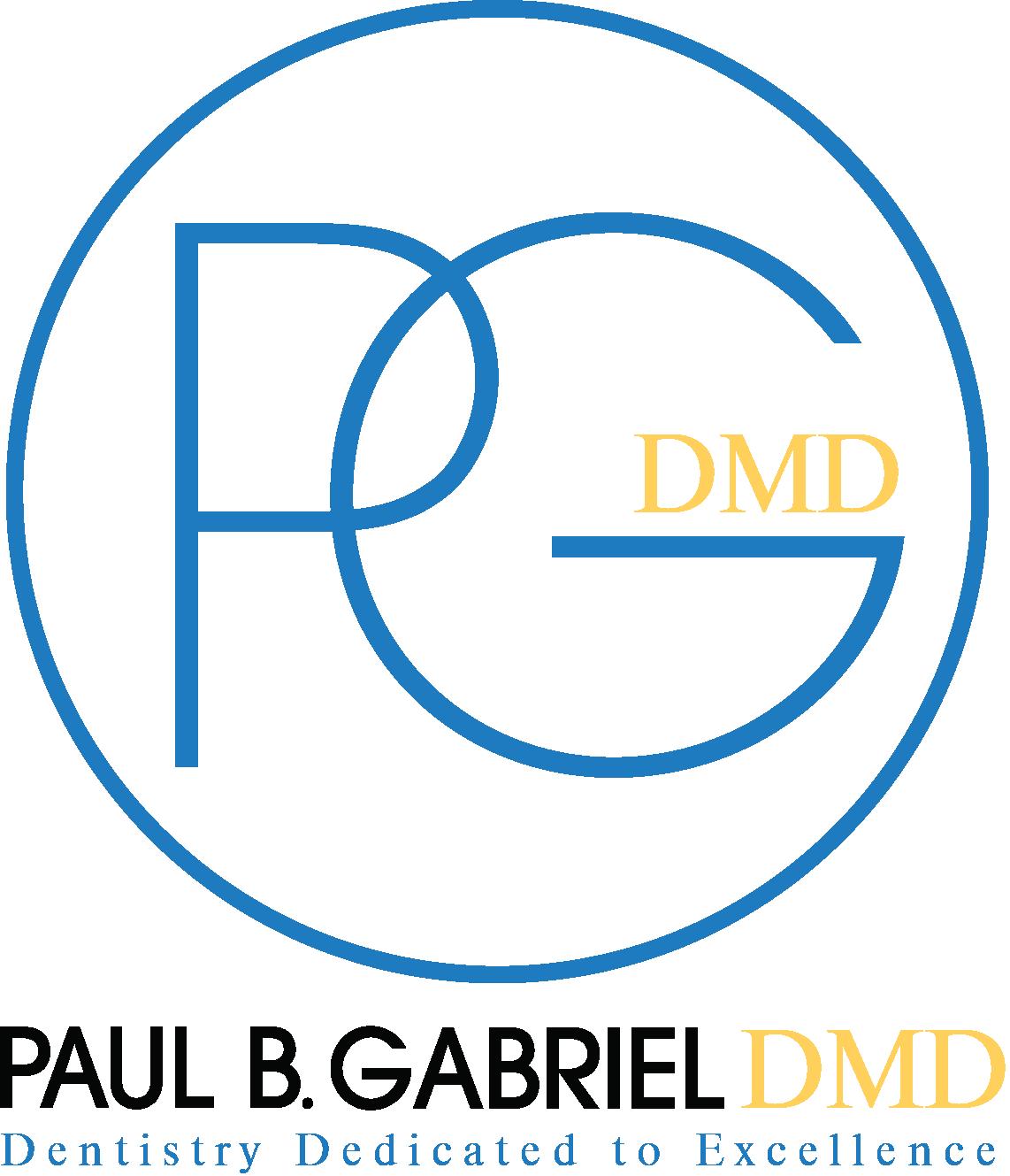 Paul B. Gabriel DMD  logo