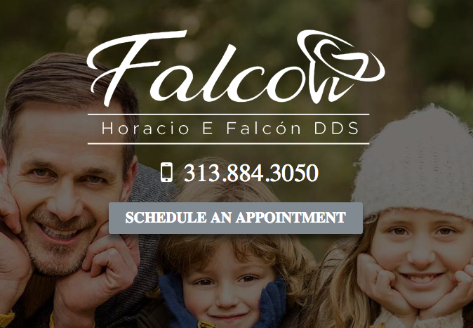 Falcon Dental Group   logo