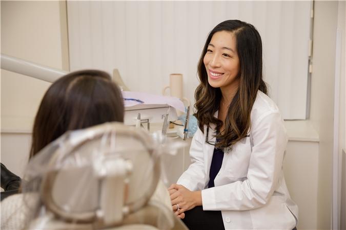 Glow Dental: Dr. Alina Huang Team