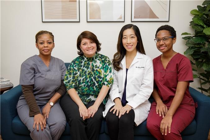 Glow Dental: Dr. Alina Huang Owner