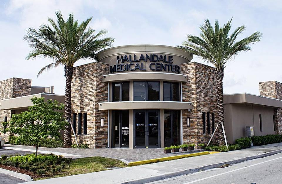 Hallandale Medical Center  Office Building