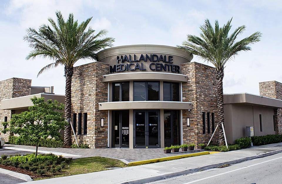 Hallandale Medical Center  Office Building