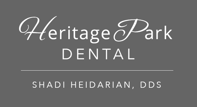 Heritage Park Dental  logo