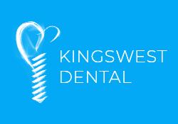 Kingswest Dental  logo