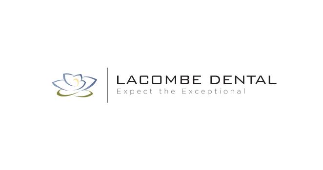 Lacombe Dental  logo