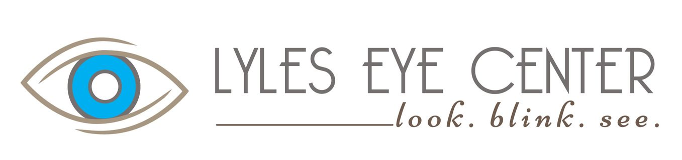 Lyles Eye Center   logo