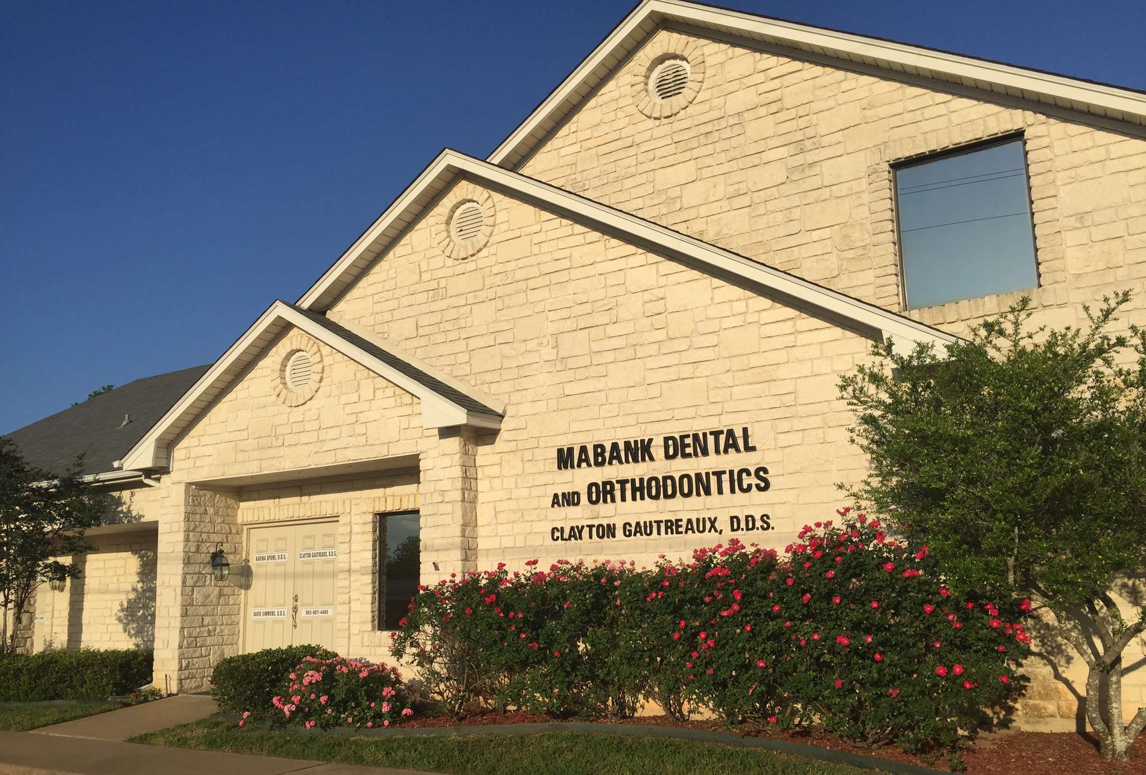 Mabank Dental Office Building