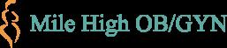 Mile High OB/GYN Denver  logo