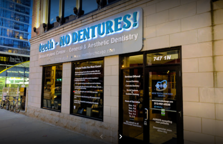 New Teeth Chicago Dental Team