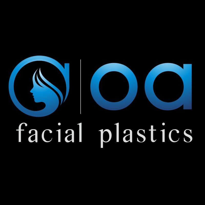 OA Facial Plastics  logo