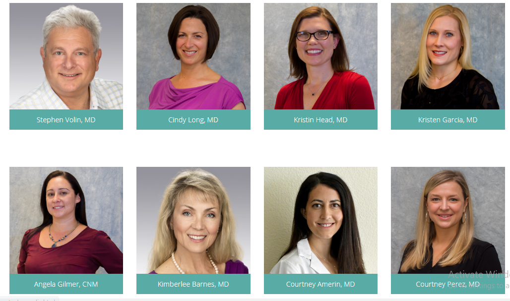 The Women's Health Group - Thornton Team